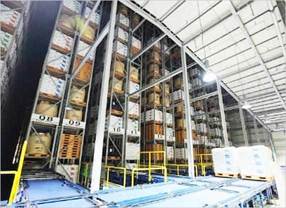 AS/RS(Automated Storage/Retrieval System)